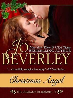 cover image of Christmas Angel (The Company of Rogues Series, Book 3)