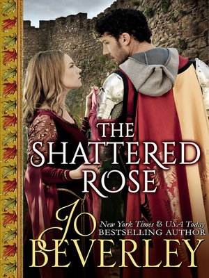 cover image of The Shattered Rose