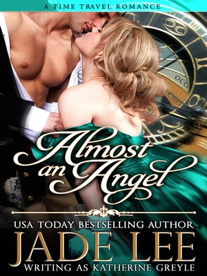cover image of Almost an Angel