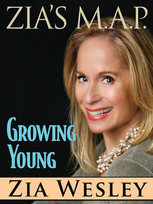 cover image of Zia's M.A.P. to Growing Young