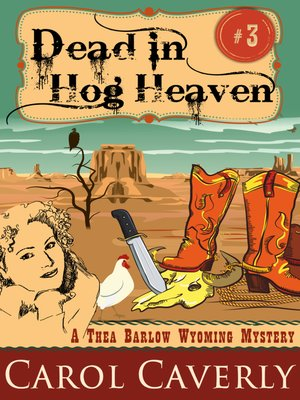 cover image of Dead in Hog Heaven