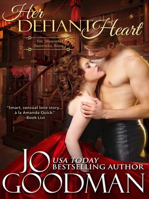 cover image of Her Defiant Heart
