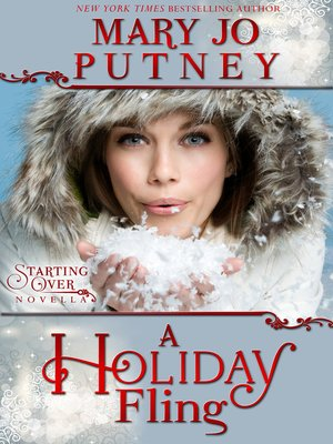 cover image of A Holiday Fling