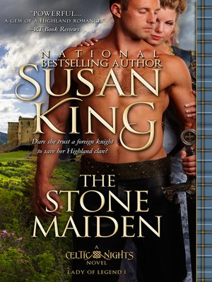 cover image of The Stone Maiden