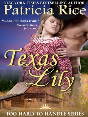 cover image of Texas Lily