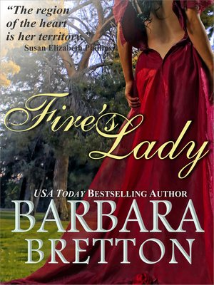 cover image of Fire's Lady