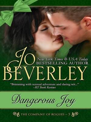 cover image of Dangerous Joy (The Company of Rogues Series, Book 5)