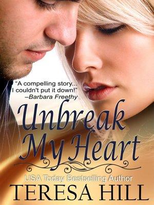 Unbreak My Heart Melissa Walker Pdf