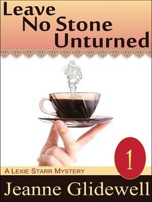cover image of Leave No Stone Unturned