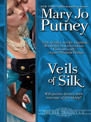 cover image of Veils of Silk