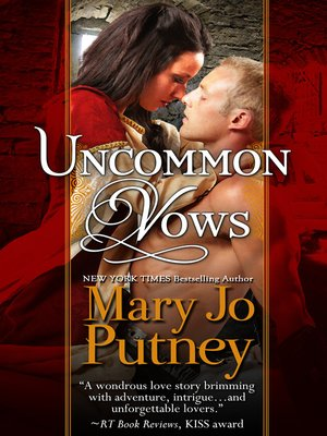cover image of Uncommon Vows