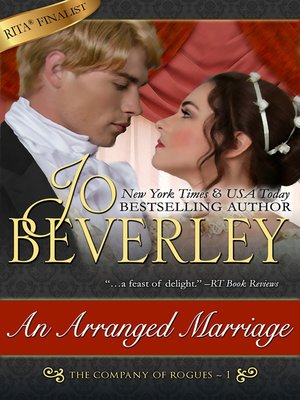 cover image of An Arranged Marriage (The Company of Rogues Series, Book 1)