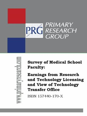 cover image of The Survey of Medical School Faculty