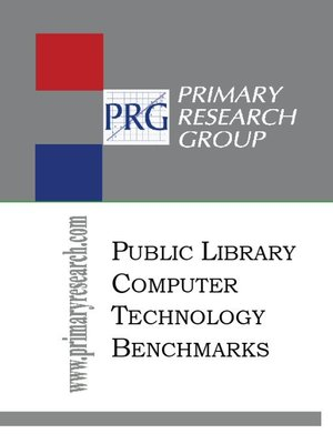 cover image of Public Library Computer Technology Benchmarks