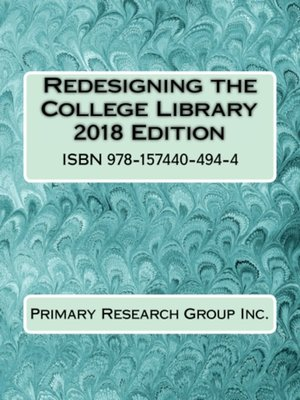 cover image of Redesigning the College Library