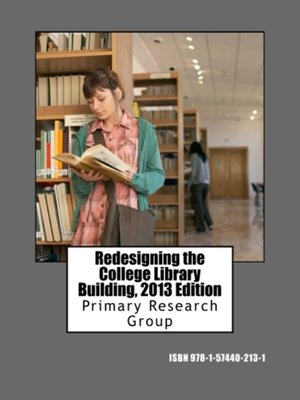 cover image of Redesigning the College Library Building