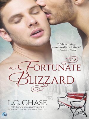 cover image of A Fortunate Blizzard