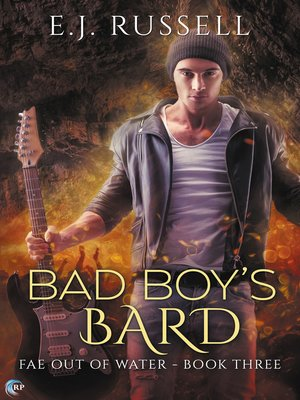 cover image of Bad Boy's Bard