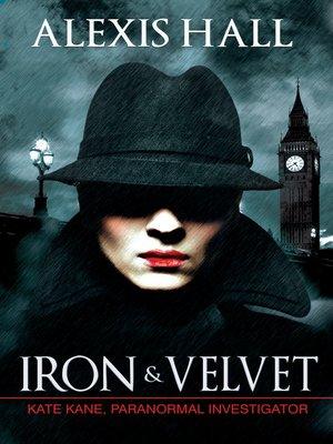 cover image of Iron & Velvet