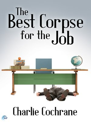 cover image of The Best Corpse for the Job
