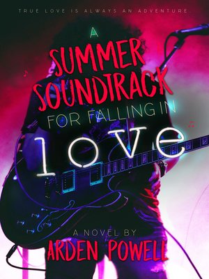 cover image of A Summer Soundtrack for Falling in Love