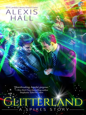 cover image of Glitterland