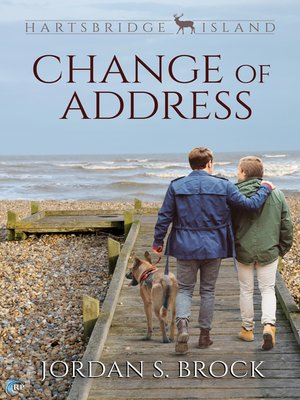 cover image of Change of Address