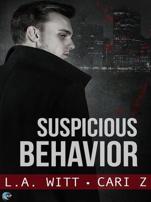 cover image of Suspicious Behavior