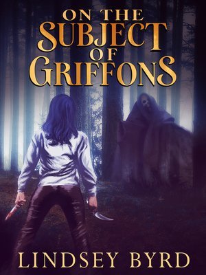 cover image of On the Subject of Griffons
