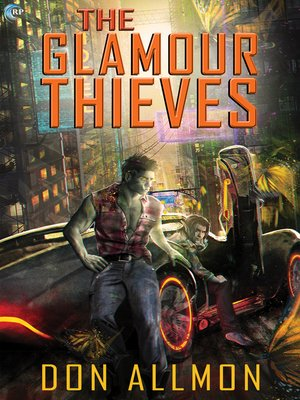 cover image of The Glamour Thieves