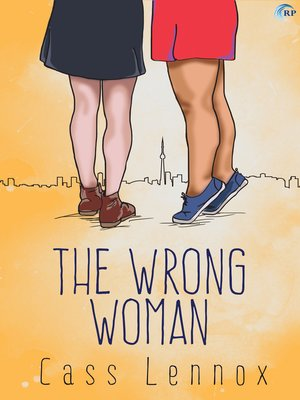 cover image of The Wrong Woman