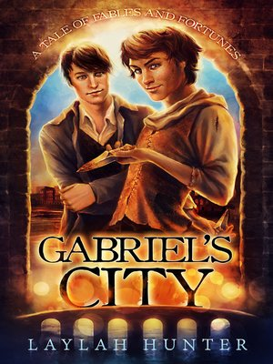 cover image of Gabriel's City