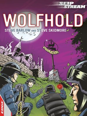 cover image of EDGE: Slipstream Short Fiction Level 1: Wolfhold