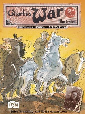 cover image of Charlie's War Illustrated