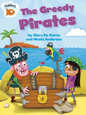 cover image of The Greedy Pirates