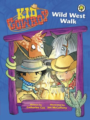 cover image of Wild West Walk