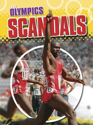 cover image of Olympic Scandals