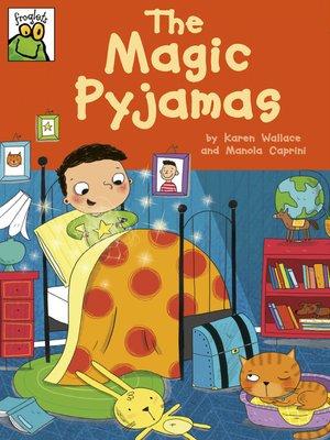 cover image of The Magic Pyjamas
