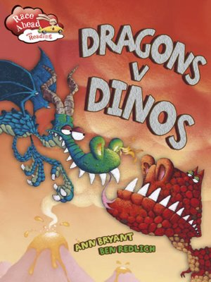 cover image of Dragons V Dinos