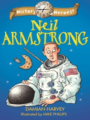 cover image of History Heroes: Neil Armstrong