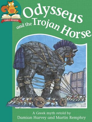 cover image of Must Know Stories: Level 2: Odysseus and the Trojan Horse