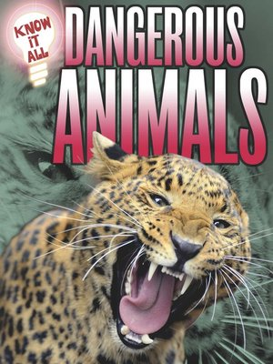 cover image of Dangerous Animals