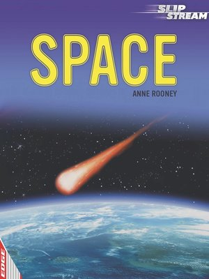 cover image of EDGE: Slipstream Non-Fiction Level 1: Space
