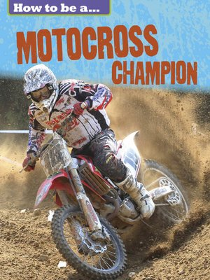 cover image of Motocross Champion