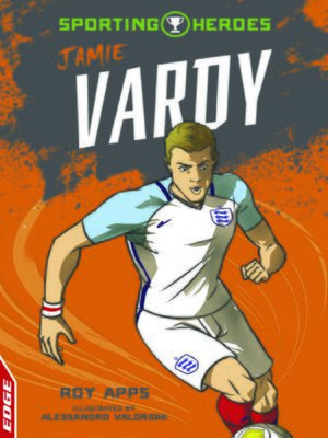 cover image of Jamie Vardy