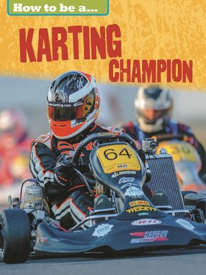 cover image of Karting Champion