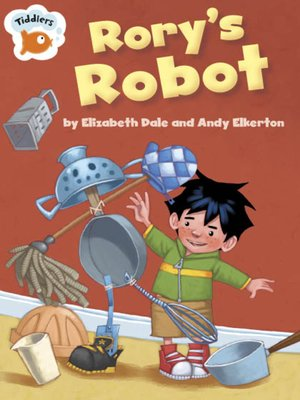 cover image of Rory's Robot