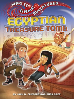 cover image of Egyptian Treasure Tomb