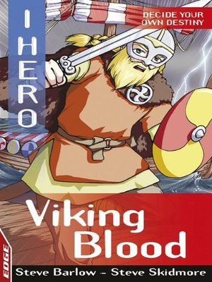 cover image of Viking Blood