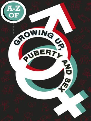 cover image of The A-Z of Growing Up, Puberty and Sex